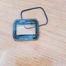 Relojes - Casio: CRISTAL (VINTAGE) CASIO CON JUNTA DE GOMA, NUEVO SIN USO, CRISTAL ORIGINALES 100% CASIO DE STOCK . Lote 178652646