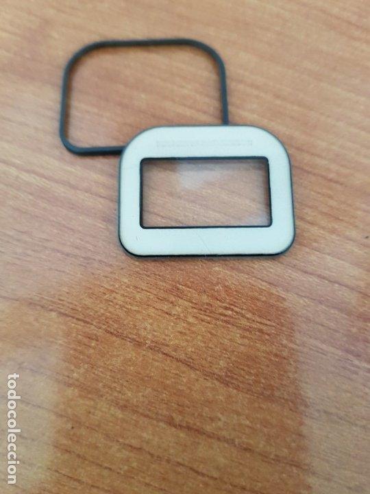 Relojes - Casio: Cristal (Vintage) CASIO thermometer con junta de goma, nuevo sin uso, cristal originales 100% CASIO - Foto 4 - 178655121