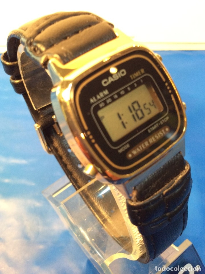 RELOJ CASIO SRTA. LA 670 - VINTAGE - ¡¡NUEVO!! (VER FOTOS) (Relojes - Relojes Actuales - Casio)
