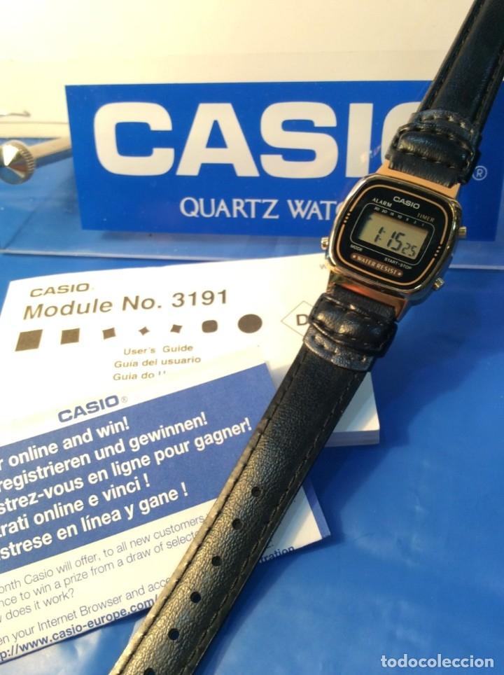 Relojes - Casio: RELOJ CASIO SRTA. LA 670 - VINTAGE - ¡¡NUEVO!! (VER FOTOS) - Foto 2 - 178822337