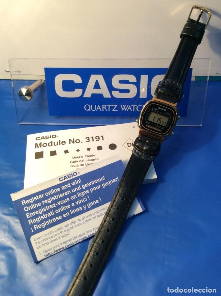 Relojes - Casio: RELOJ CASIO SRTA. LA 670 - VINTAGE - ¡¡NUEVO!! (VER FOTOS) - Foto 4 - 178822337
