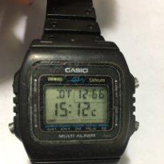 Relojes - Casio: RELOJ CASIO 181. DW 200 MODELO JAPAN VINTAGE PARA COLECCIONISTAS. Lote 178891818