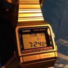 Relojes - Casio: RELOJ CASIO DB 520 GOLD - VINTAGE - ¡¡NUEVO!! (VER FOTOS). Lote 178982751