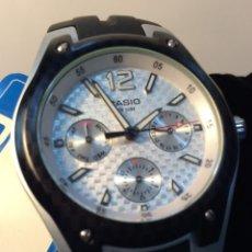 Relojes - Casio: RELOJ CASIO MTR 301 - ALUMINIO - AÑOS 90 - VINTAGE - ¡¡NUEVO!! (VER FOTOS). Lote 178984658