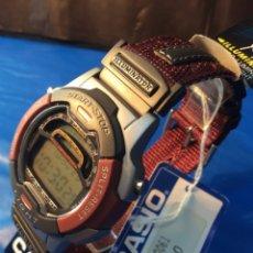Relojes - Casio: RELOJ CASIO W 729 - NAYLON - AÑOS 90 - VINTAGE - ¡¡NUEVO!! (VER FOTOS). Lote 178985641