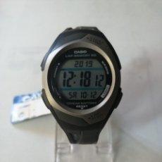 Relojes - Casio: RELOJ CASIO MULTIFUNCIÓN LAP MEMORY 60.NUEVO STOCK DE ANTIGUA RELOJERÍA.. Lote 179041106