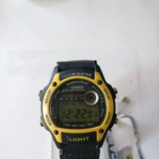 Relojes - Casio: RELOJ CASIO ILLUMINATOR ,ALARMAN-CHRONO.NUEVO STOCK DE ANTIGUA RELOJERÍA.. Lote 179042115