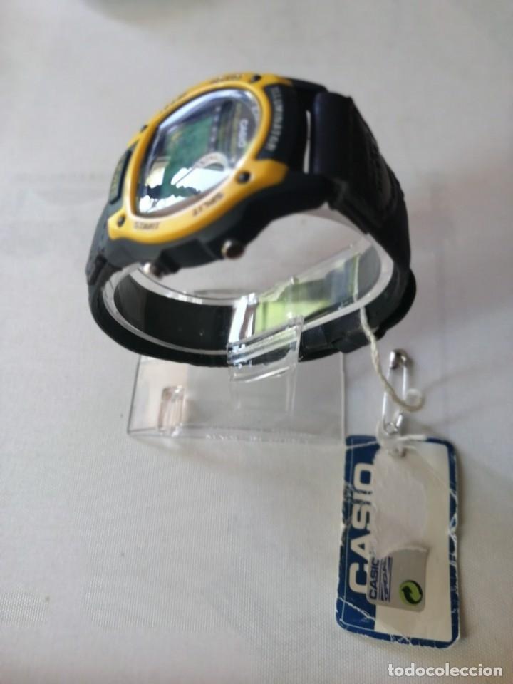 Relojes - Casio: RELOJ CASIO ILLUMINATOR ,ALARMAN-CHRONO.NUEVO STOCK DE ANTIGUA RELOJERÍA. - Foto 2 - 179042115