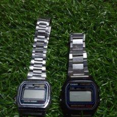 Relojes - Casio: 2 RELOJES CASIO. Lote 179558370