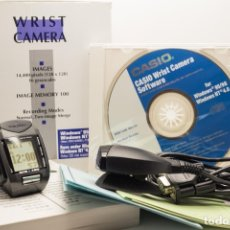 Relojes - Casio: CASIO VINTAGE WQV-1 CAMARA, DATABANK. Lote 180405640