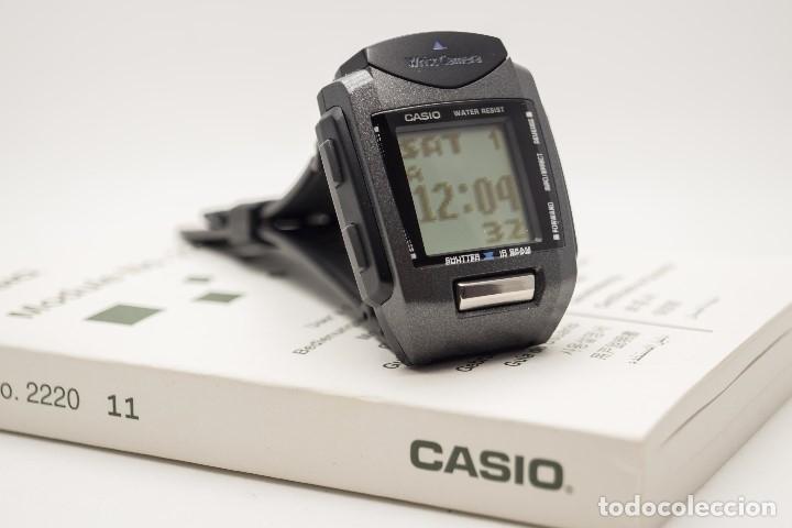 Relojes - Casio: CASIO VINTAGE WQV-1 CAMARA, DATABANK - Foto 2 - 180405640