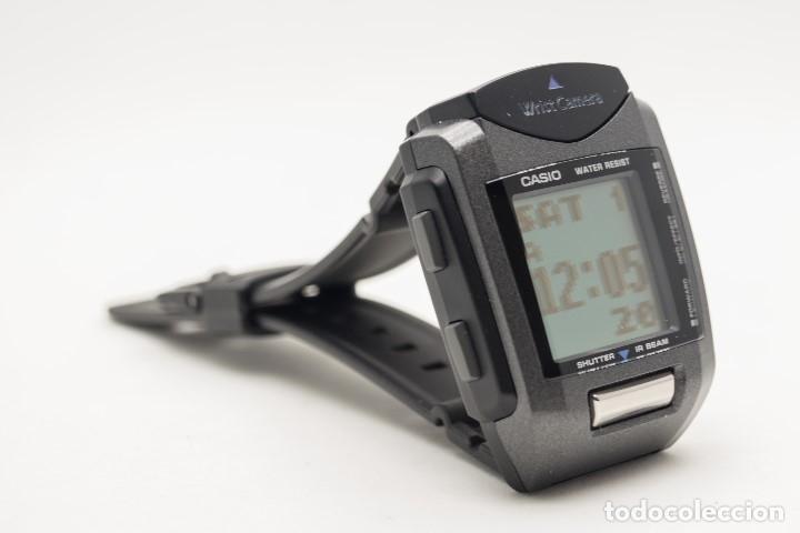 Relojes - Casio: CASIO VINTAGE WQV-1 CAMARA, DATABANK - Foto 3 - 180405640