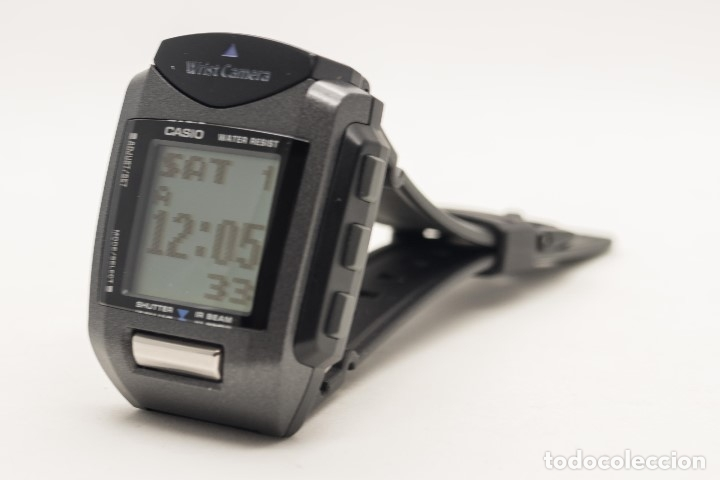 Relojes - Casio: CASIO VINTAGE WQV-1 CAMARA, DATABANK - Foto 4 - 180405640