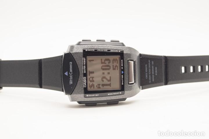 Relojes - Casio: CASIO VINTAGE WQV-1 CAMARA, DATABANK - Foto 6 - 180405640