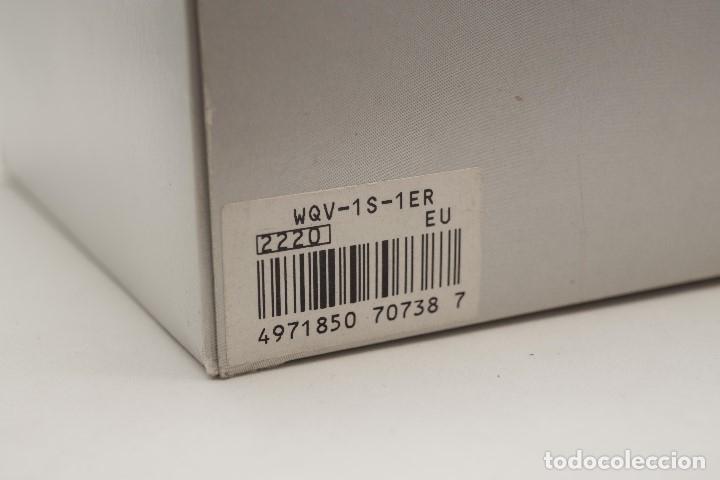 Relojes - Casio: CASIO VINTAGE WQV-1 CAMARA, DATABANK - Foto 14 - 180405640