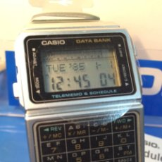 Relojes - Casio: RELOJ CASIO DBC 610 - 1 ¡¡¡ DATA-BANK !!! VINTAGE ¡¡NUEVO¡¡ (VER FOTOS). Lote 214121511