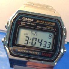 Relojes - Casio: RELOJ CASIO A 158 ¡¡¡UN CLASICO DISEÑO DE LOS 80!!! ¡¡NUEVO¡¡ (VER FOTOS). Lote 180417935