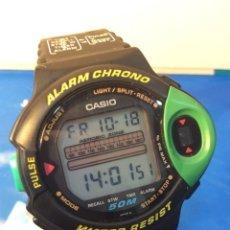 Relojes - Casio: RELOJ CASIO JP 200 ¡¡¡ PULSOMETRO !!! VINTAGE ¡¡NUEVO¡¡ (VER FOTOS). Lote 180422142