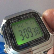 Relojes - Casio: RELOJ CASIO A 178 W ¡¡ BATERIA DE 10 AÑOS !! VINTAGE ¡¡NUEVO¡¡ (VER FOTOS). Lote 181087111