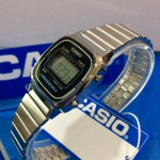 Relojes - Casio: RELOJ CASIO LA 670 - CLASICO VINTAGE DE SRTA. - ¡¡NUEVO¡¡ (VER FOTOS). Lote 181092317