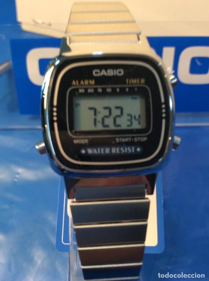 Relojes - Casio: RELOJ CASIO LA 670 - CLASICO VINTAGE DE SRTA. - ¡¡NUEVO¡¡ (VER FOTOS) - Foto 2 - 181092317