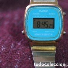 Relojes - Casio: RELOJ CASIO DE MUJER ( FUNCIONA ). Lote 181530455