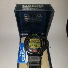 Relojes - Casio: RELOJ CASIO VINTAGE AÑOS 90 1176-LED 30 FUNCIONANDO.. Lote 182143318