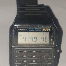 Relojes - Casio: RELOJ CALCULADORA CASIO . 437 CA - 53W. Lote 182155317