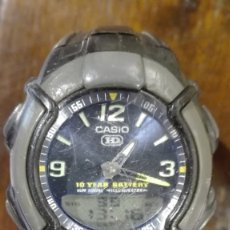 Relojes - Casio: RELOJ CASIO HD ANALÓGICO DIGITAL REFERENCIA 2747 HDC600. Lote 182270747