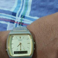 Relojes - Casio: RELOJ CASIO AQ 342G. Lote 182334716