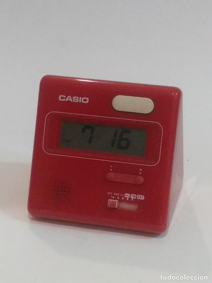 CASIO RELOJ DESPERTADOR DIGITAL SOBREMESA (Relojes - Relojes Actuales - Casio)