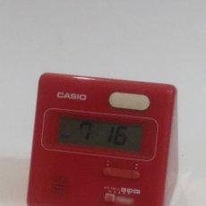 Relojes - Casio: CASIO RELOJ DESPERTADOR DIGITAL SOBREMESA. Lote 183318898