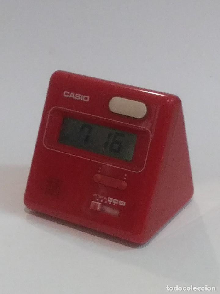 Relojes - Casio: CASIO RELOJ DESPERTADOR DIGITAL SOBREMESA - Foto 2 - 183318898