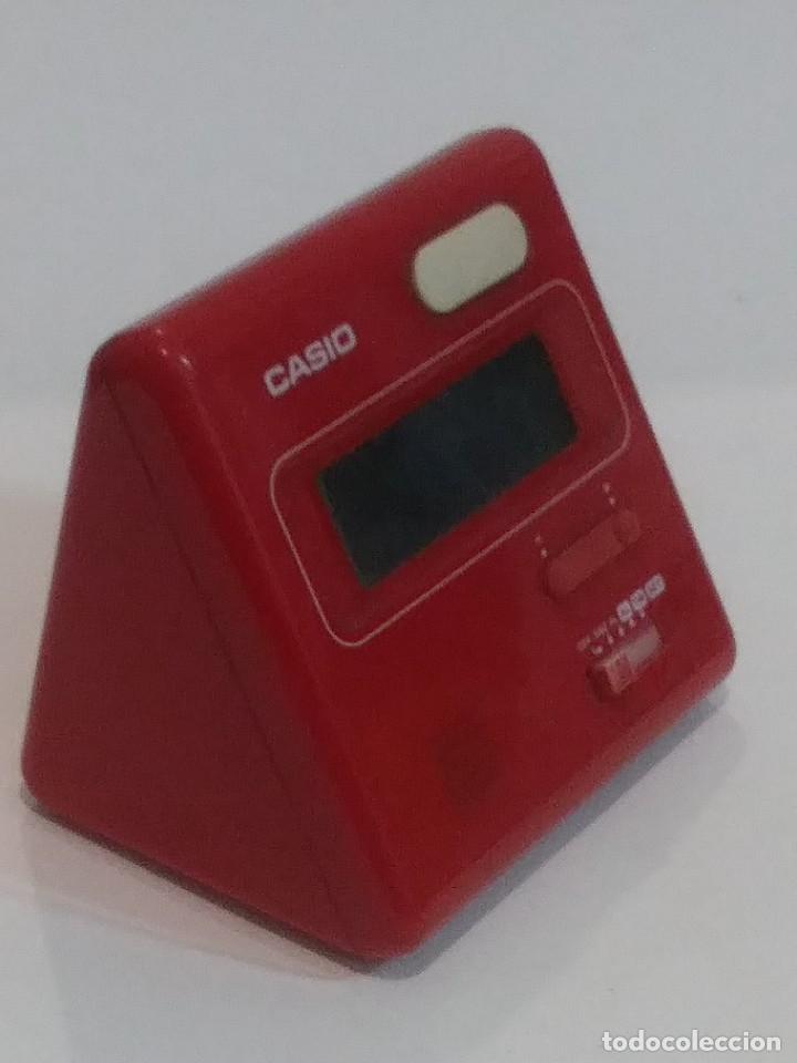 Relojes - Casio: CASIO RELOJ DESPERTADOR DIGITAL SOBREMESA - Foto 5 - 183318898