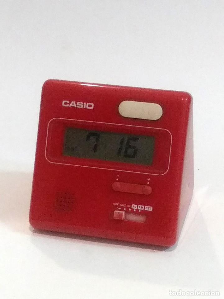Relojes - Casio: CASIO RELOJ DESPERTADOR DIGITAL SOBREMESA - Foto 7 - 183318898