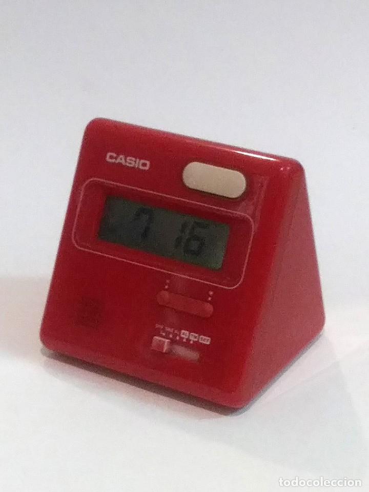 Relojes - Casio: CASIO RELOJ DESPERTADOR DIGITAL SOBREMESA - Foto 8 - 183318898