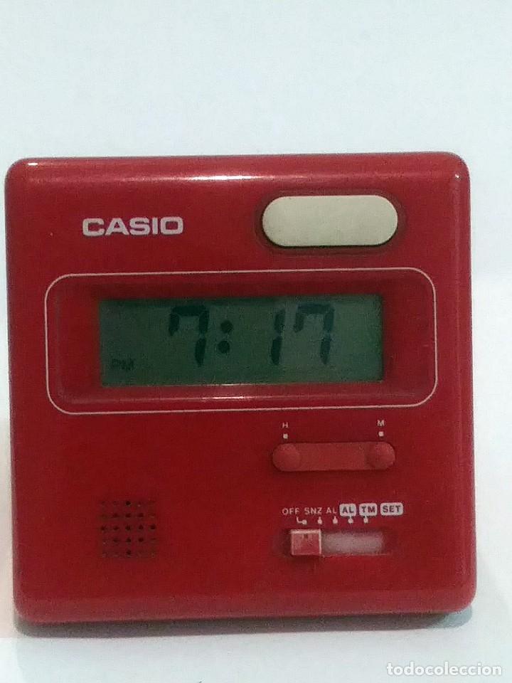 Relojes - Casio: CASIO RELOJ DESPERTADOR DIGITAL SOBREMESA - Foto 9 - 183318898