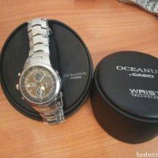 Relojes - Casio: RELOJ CASIO OCÉANUS. Lote 183350943