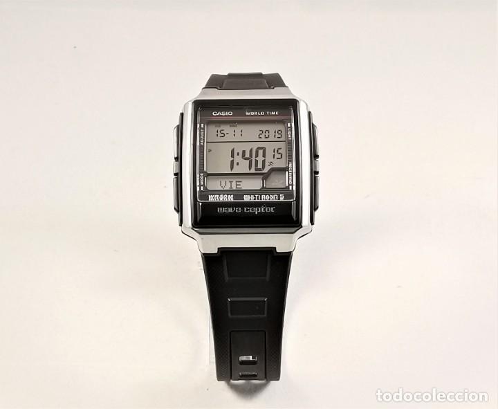 CASIO COLLECTION DIGITAL WAVE CEPTOR (Relojes - Relojes Actuales - Casio)