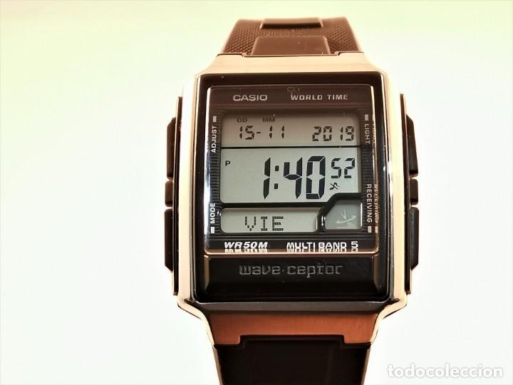 Relojes - Casio: Casio Collection Digital Wave Ceptor - Foto 4 - 183421630
