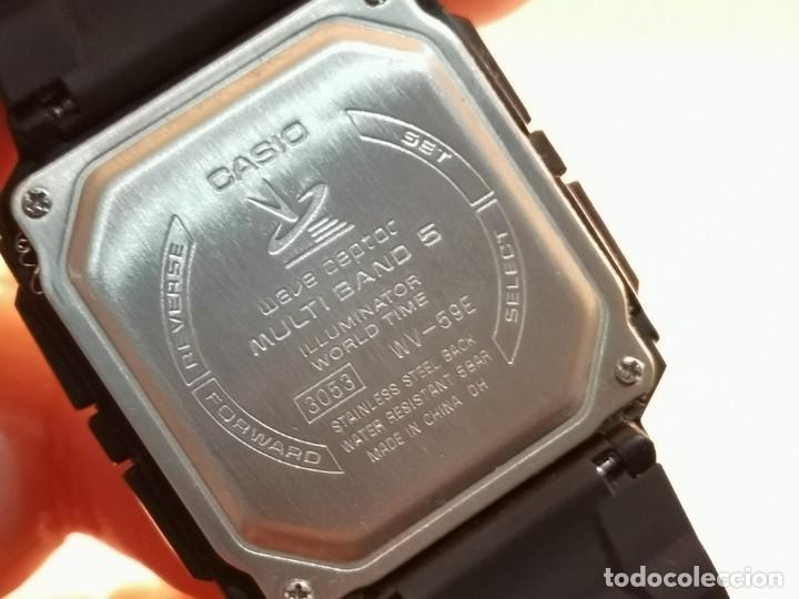 Relojes - Casio: Casio Collection Digital Wave Ceptor - Foto 10 - 183421630