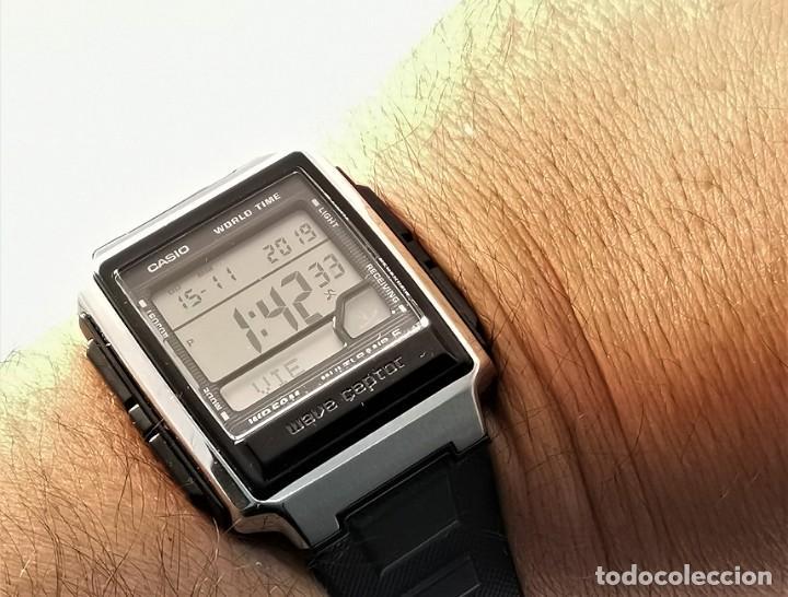 Relojes - Casio: Casio Collection Digital Wave Ceptor - Foto 11 - 183421630