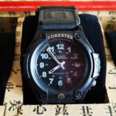Relojes - Casio: RELOJ CASIO FT-500 COLECCION FORESTER. Lote 184237418