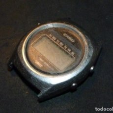 Relojes - Casio: RARO RELOJ CASIO 31QR-29 ACERO ORIGINAL 1976 VINTAGE PARA PIEZAS CASIOTRON. Lote 184308357