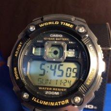Relojes - Casio: RELOJ CASIO AE 2000 ¡¡BATERIA 10 AÑOS!! 200 M. ¡¡NUEVO!! (VER FOTOS). Lote 184651781