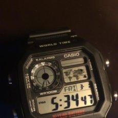 Relojes - Casio: RELOJ CASIO AE 1200 ¡¡ 5 ALARMAS - WR 100 M !! ¡¡NUEVO!! (VER FOTOS). Lote 184655125