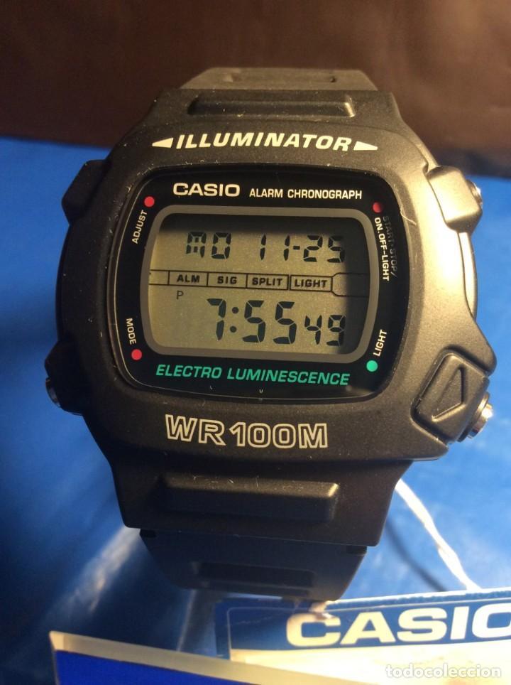Relojes - Casio: RELOJ CASIO W 740 ¡¡ CLÁSICO VINTAGE !! ¡¡NUEVO!! (VER FOTOS) - Foto 3 - 184655912