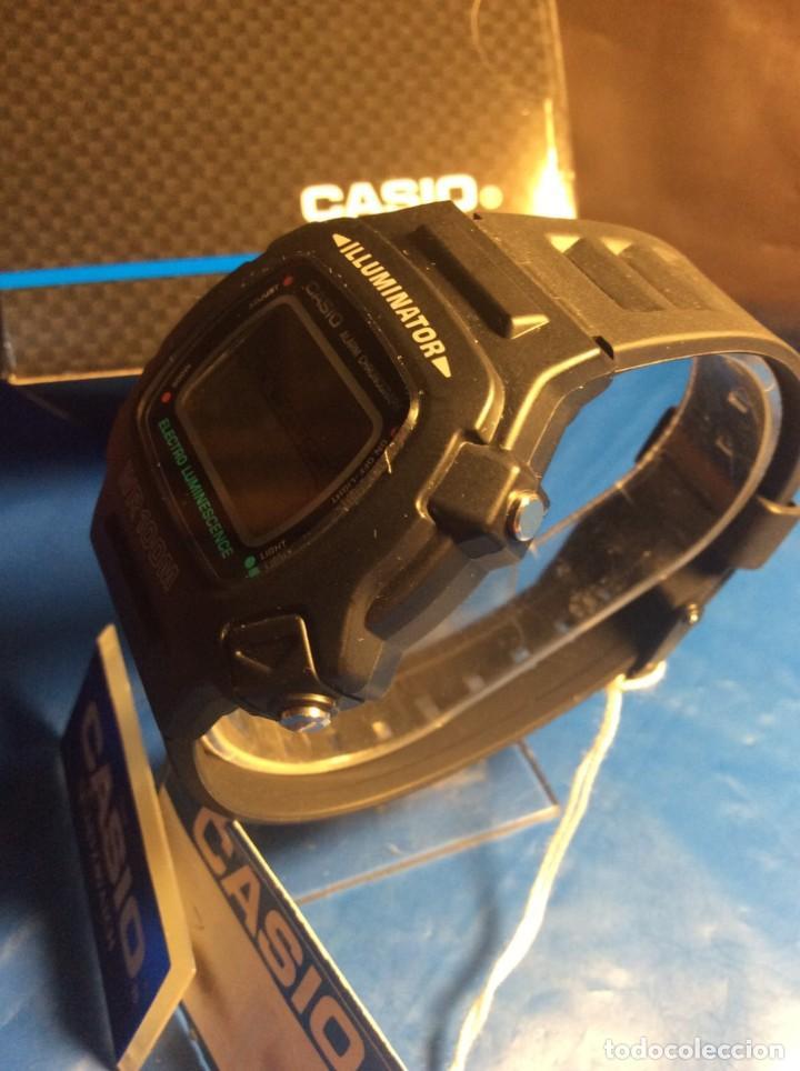 Relojes - Casio: RELOJ CASIO W 740 ¡¡ CLÁSICO VINTAGE !! ¡¡NUEVO!! (VER FOTOS) - Foto 4 - 184655912