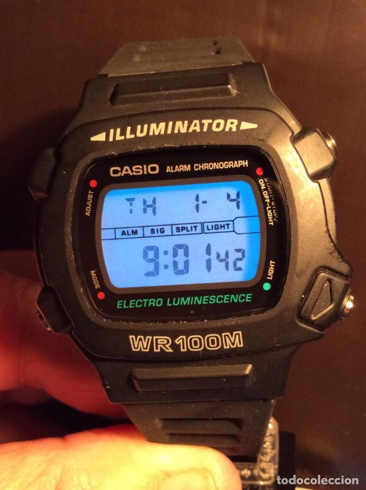 RELOJ CASIO W 740 ¡¡ CLÁSICO VINTAGE !! ¡¡NUEVO!! (VER FOTOS) (Relojes - Relojes Actuales - Casio)