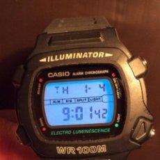 Relojes - Casio: RELOJ CASIO W 740 ¡¡ CLÁSICO VINTAGE !! ¡¡NUEVO!! (VER FOTOS). Lote 184655912